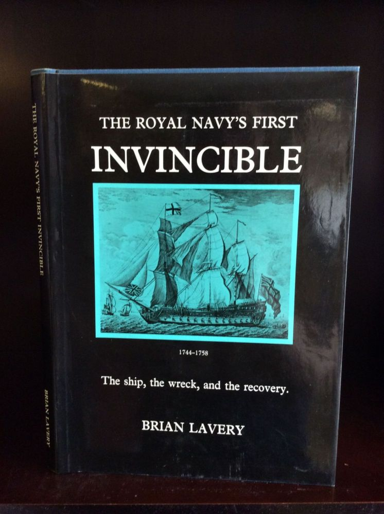 THE ROYAL NAVY'S FIRST INVINCIBLE. Brian Lavery.