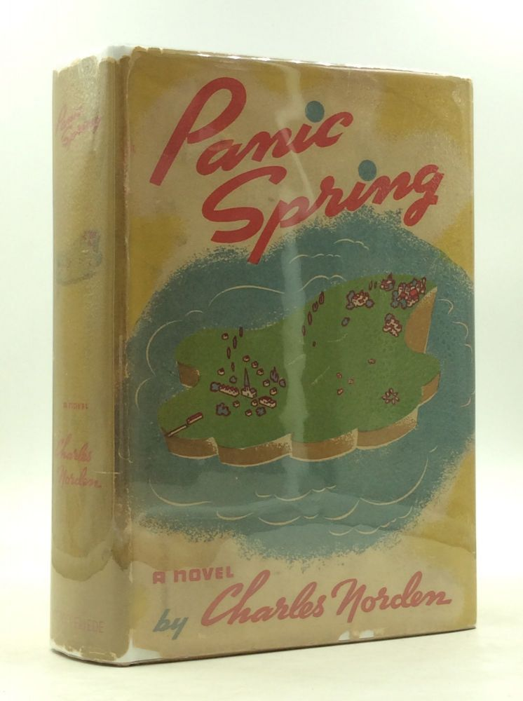PANIC SPRING. Charles Norden aka Lawrence Durrell.
