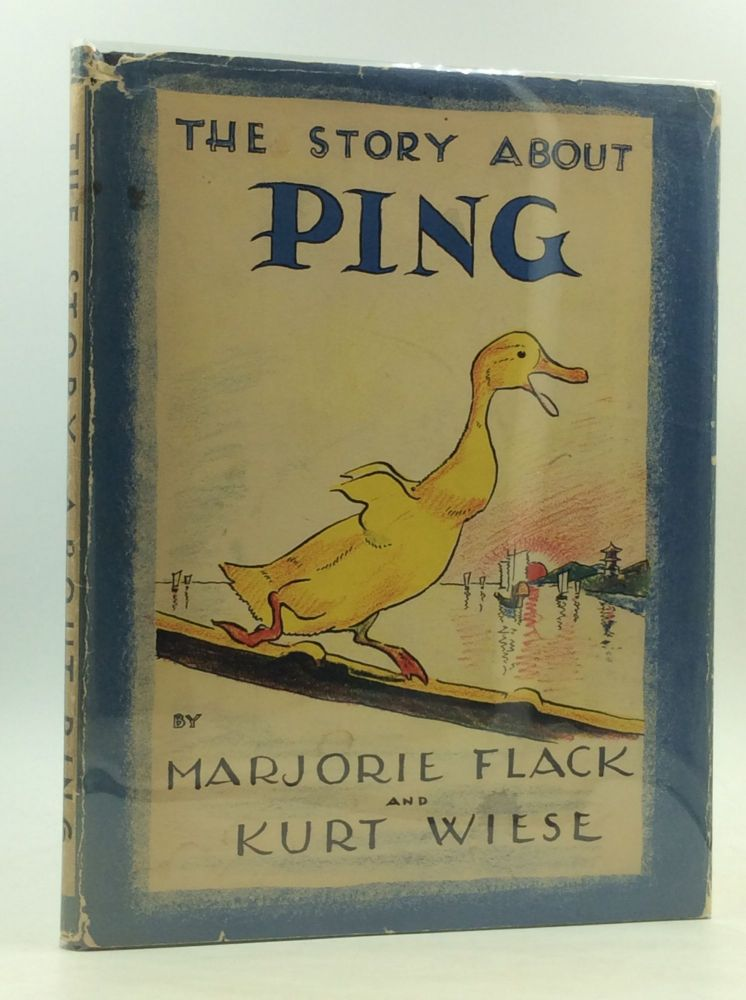 THE STORY ABOUT PING. Marjorie Flack.