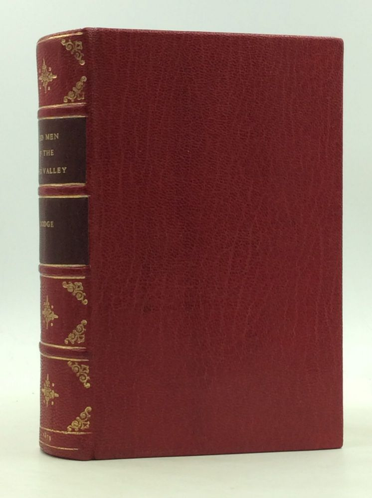 RED MEN OF THE OHIO VALLEY: An Aboriginal History of the Period Commencing A.D. 1650 and Ending at the Treaty of Greenville A.D. 1795. J R. Dodge.