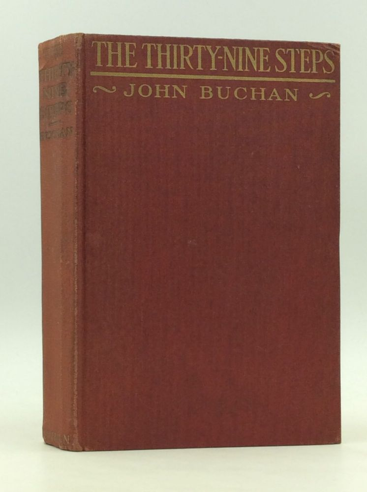 THE THIRTY-NINE STEPS. John Buchan.
