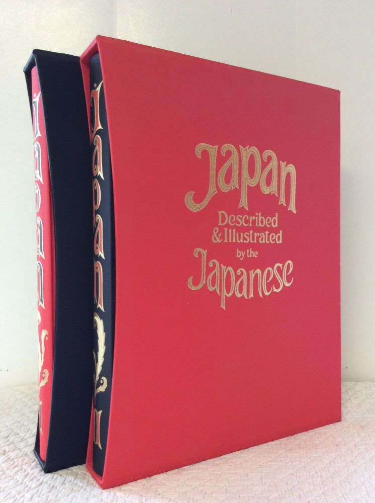 JAPAN: Described and Illustrated by the Japanese. Captain F. Brinkley.