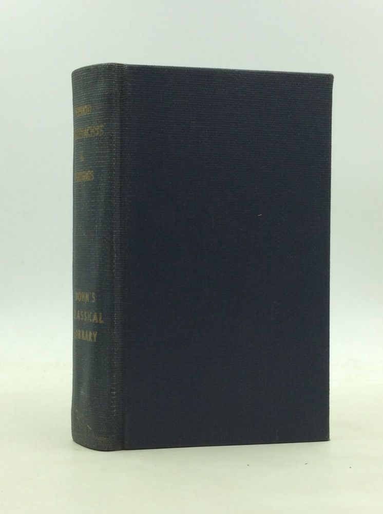 THE WORKS OF HESIOD, CALLIMACHUS, AND THEOGNIS. ed Rev. J. Banks.