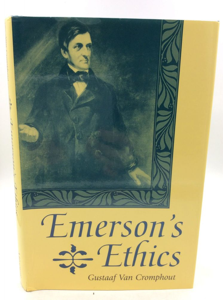 EMERSON'S ETHICS. Gustaaf Van Cromphout.