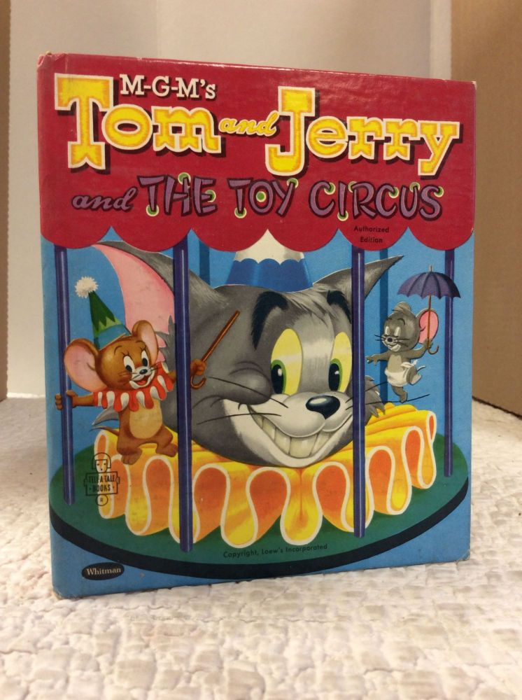 MGM'S TOM AND JERRY AND THE TOY CIRCUS. Samuel Armstrong, Tom Ray.