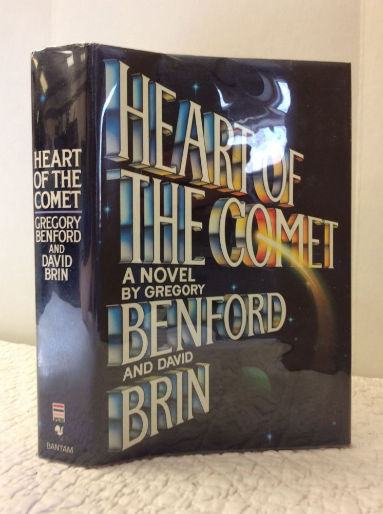 HEART OF THE COMET. Gregory Benford, David Brin.