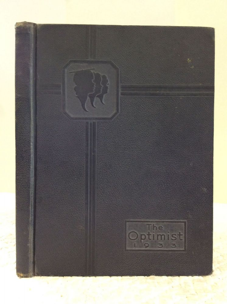 1933 MIDDLETOWN HIGH SCHOOL YEARBOOK. Middletown High School.