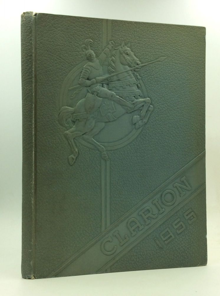 1955 MESSIAH COLLEGE YEARBOOK. Messiah College.