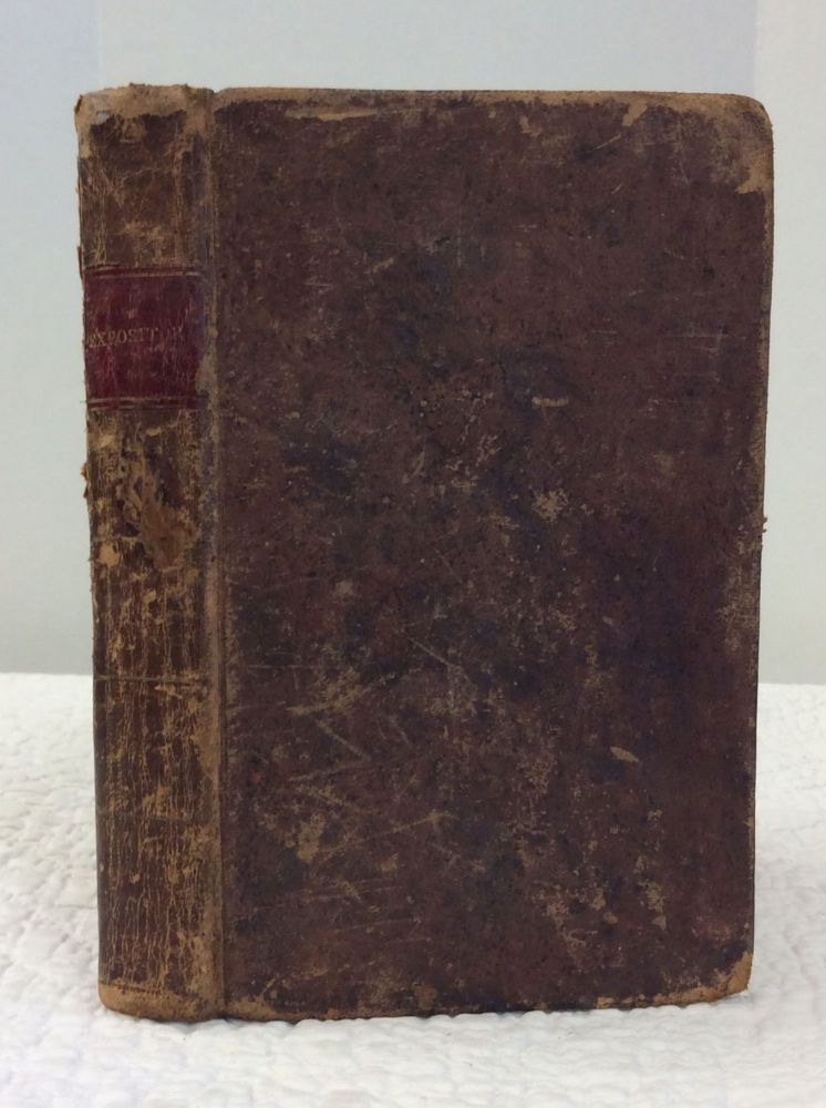 THE JUVENILE EXPOSITOR, or American School Class-book No. 4. A. Picket.