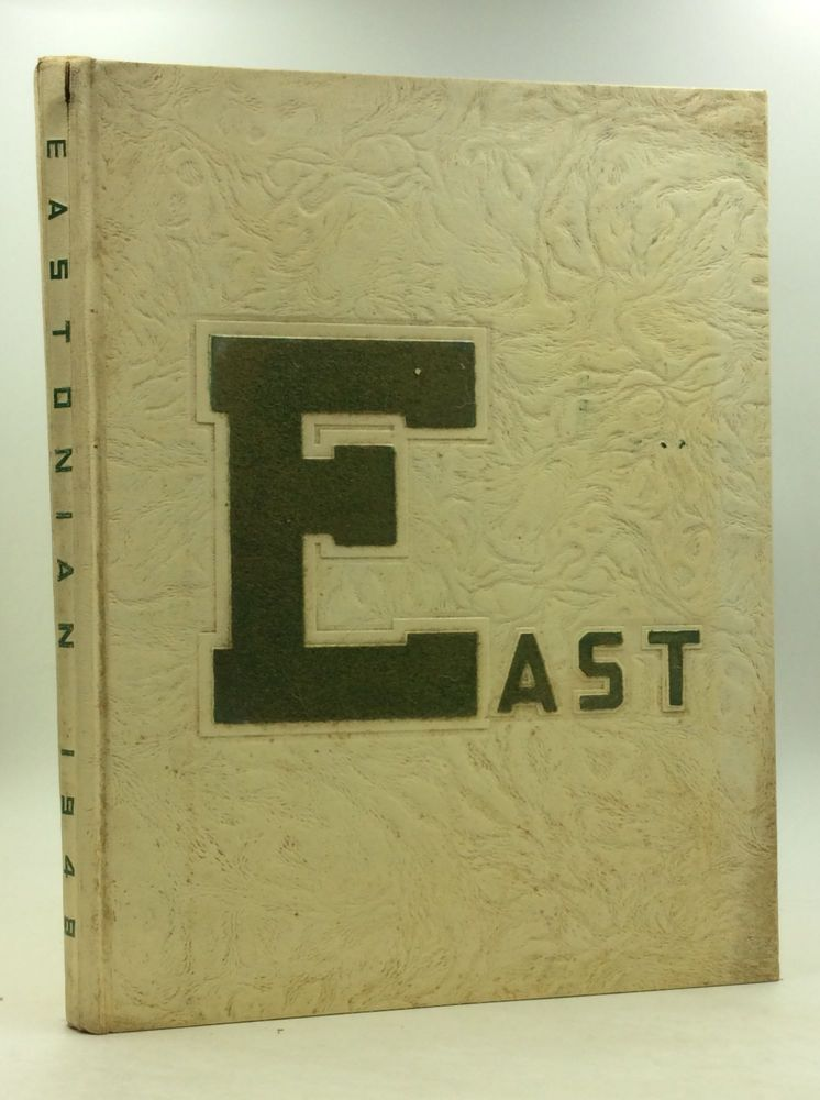 1948 EAST HIGH SCHOOL YEARBOOK. East High School.