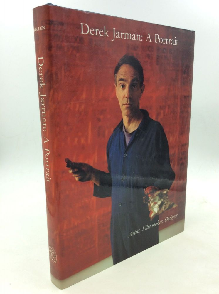 DEREK JARMAN: A Portrait. Matt Cook James Cary Parkes.