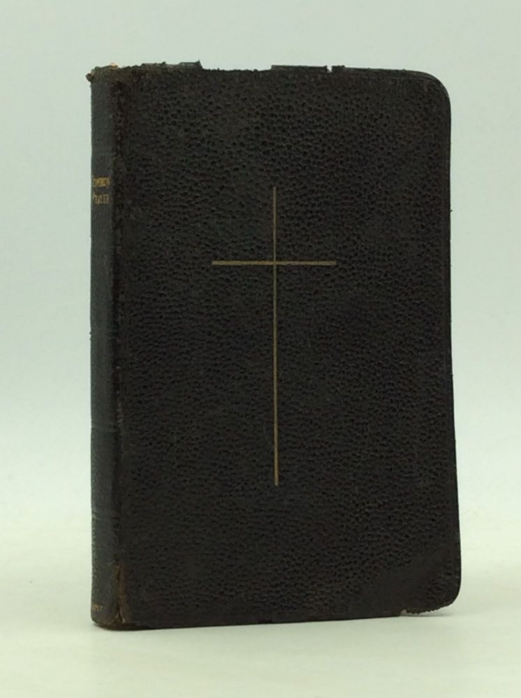 THE BOOK OF COMMON PRAYER and Administration of the Sacraments and Other Rites and Ceremonies of the Church According to the Use of the Protestant Episcopal Church in the United States of America; Together with the Psalter or Psalms of David. Episcopal Church.