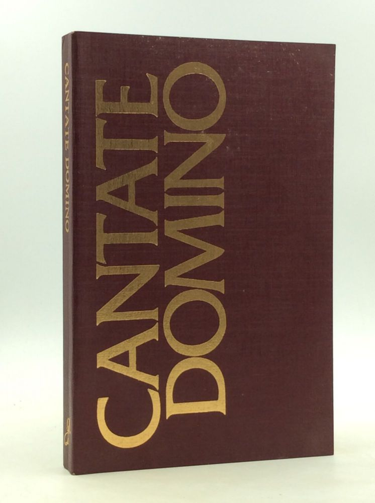 CANTATE DOMINO: Hymnal Supplement G-2264. Episcopal Diocese of Chicago Bishop's Advisory Commission on Church Music.