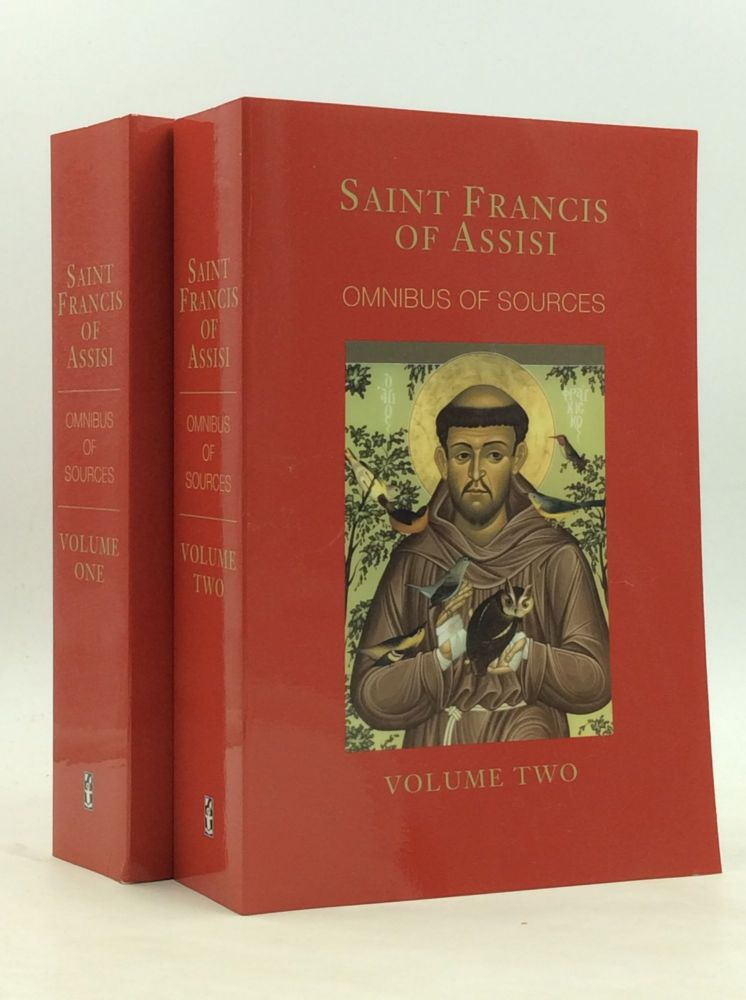 ST. FRANCIS OF ASSISI: Writings and Early Biographies; English Omnibus of the Sources for the Life of St. Francis, Volumes I-II. ed Marion A. Habig.