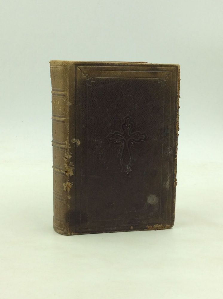 THE CATHOLIC'S VADE MECUM: A Select Manual of Prayers for Daily Use.