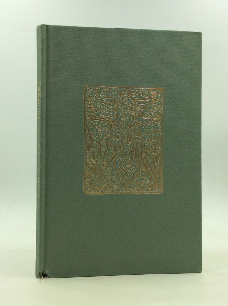 THE LOVE OF WOMAN: XXVIII Sonnets by William Shakespeare. William Shakespeare.