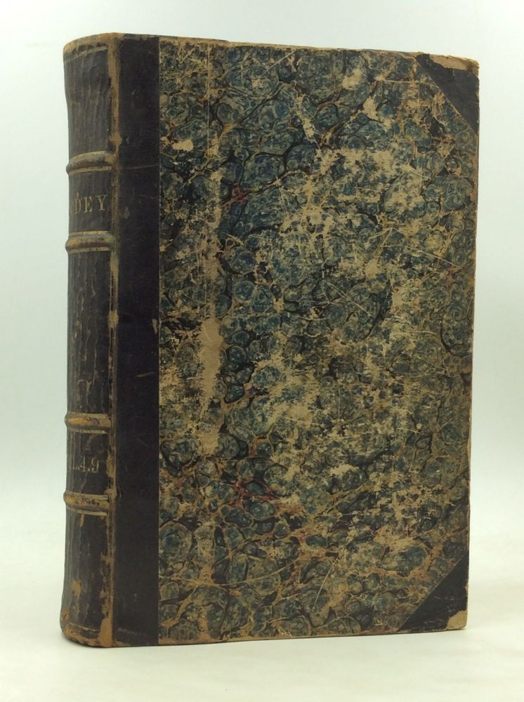 GODEY'S LADY'S BOOK AND MAGAZINE, Volume 49. Mrs. Sarah J. Hale, eds Louis A. Godey.