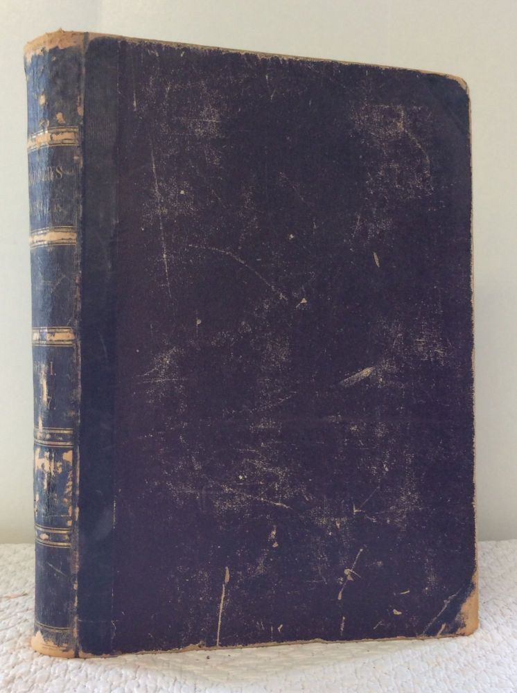 THE FIRST VOLUME OF HARPER'S WEEKLY. Journal of Civilization. The Year 1857.