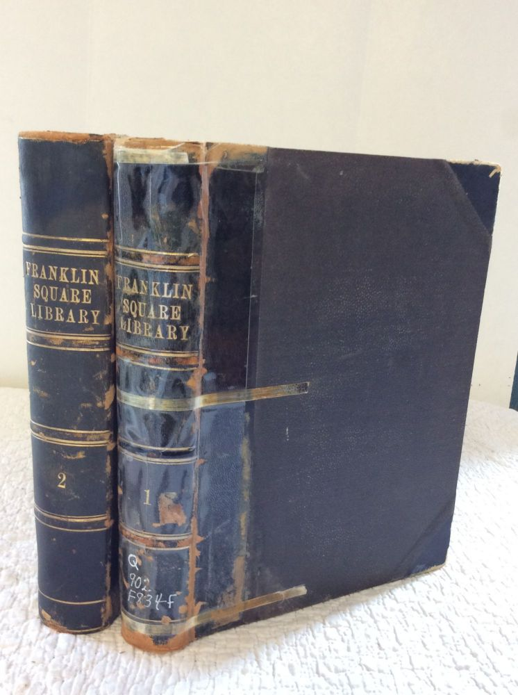 FRANKLIN SQUARE LIBRARY (2 volumes)