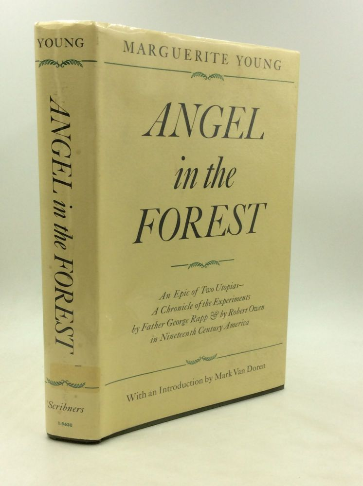 ANGEL IN THE FOREST. Marguerite Young.
