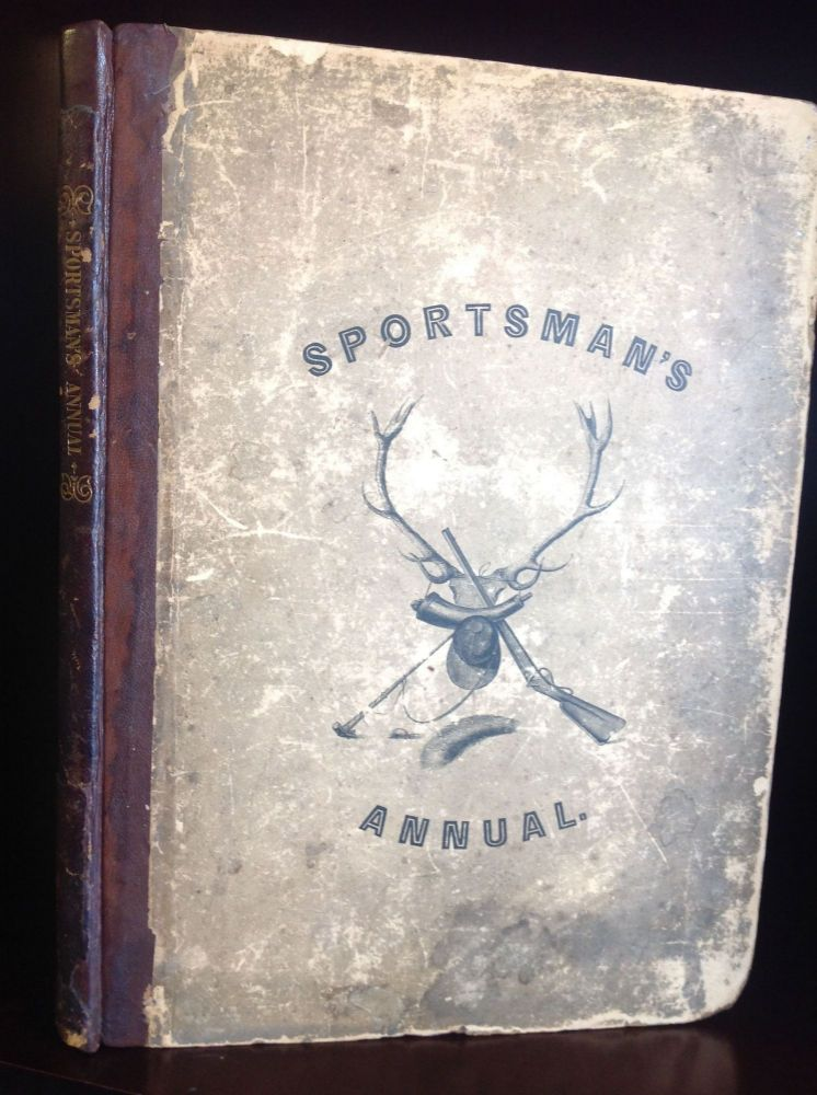 THE SPORTSMAN'S ANNUAL.