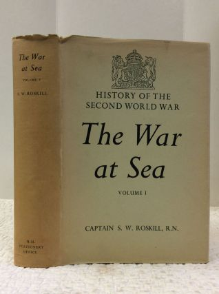 THE WAR AT SEA 1939-1945: VOL. I: THE DEFENSIVE. Capt. S. W. Roskill