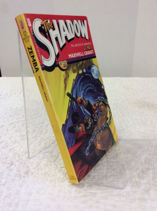 ZEMBA: THE SHADOW #19. Maxwell Grant