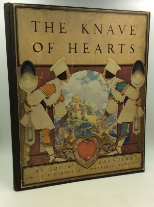 THE KNAVE OF HEARTS. Louise Saunders.