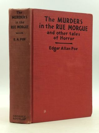 THE MURDERS IN THE RUE MORGUE. Edgar Allan Poe
