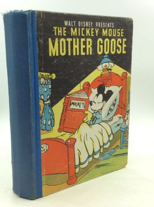 MICKEY MOUSE AND MOTHER GOOSE. Walt Disney