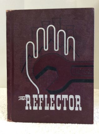 1949 GENERAL MOTORS INSTITUTE YEARBOOK: REFLECTOR. General Motors Institute