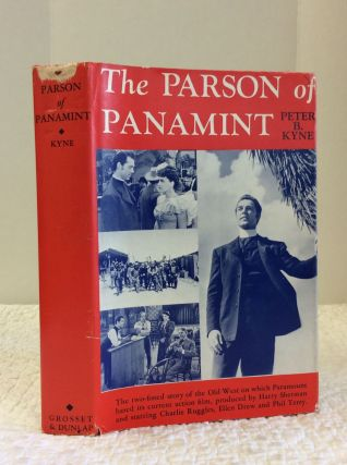 THE PARSON OF PANAMINT AND OTHERS STORIES. Peter B. Kyne