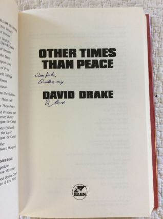 A COLLECTION OF 52 ITEMS, ALL PERSONALLY INSCRIBED BY DRAKE