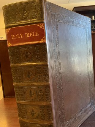 THE HOLY BIBLE..[FIRST EDITION OF THE KING JAMES BIBLE - THE GREAT SHE BIBLE]. Bible in English