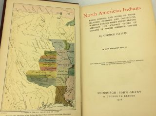THE NORTH AMERICAN INDIANS