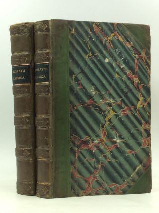 TRAVELS IN NORTH AMERICA DURING THE YEARS 1834, 1835 AND 1836. Charles Augustus Murray