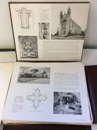 A PORTFOLIO OF ECCLESIASTICAL DESIGNS