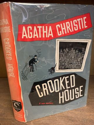 CROOKED HOUSE. Agatha Christie