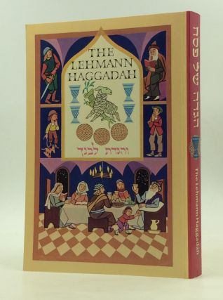 PASSOVER HAGADAH: Illustrated. Rabbi Dr. Marcus Lehmann