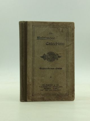 A CATECHISM OF CHRISTIAN DOCTRINE (English and German