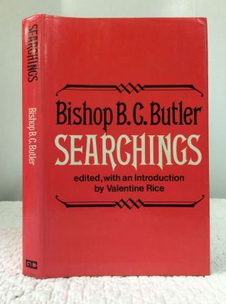 SEARCHINGS. B C. Butler
