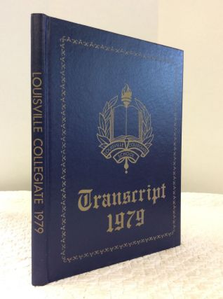 1979 LOUISVILLE COLLEGIATE SCHOOL YEARBOOK. Louisville Collegiate School