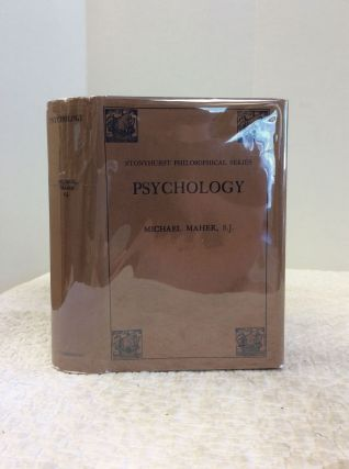 PSYCHOLOGY: Empirical and Rational. Michael Maher