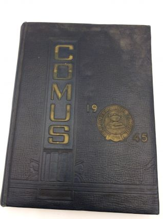 COMUS 1945. Allentown High School
