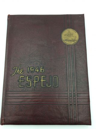 THE ESPEJO 1946. Cedar Crest College