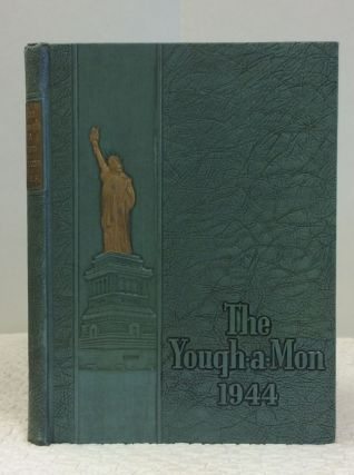 1944 MCKEESPORT HIGH SCHOOL YEARBOOK. McKeesport High School