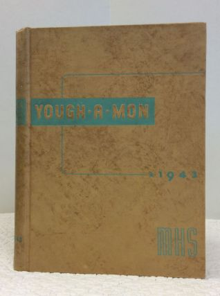 1943 MCKEESPORT HIGH SCHOOL YEARBOOK. McKeesport High School