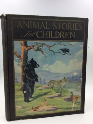 ANIMAL STORIES FOR CHILDREN. Tailer Andrews