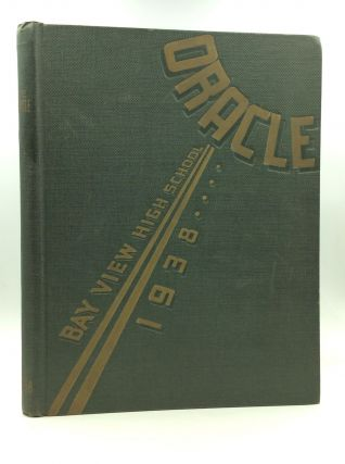 1938 BAY VIEW HIGH SCHOOL YEARBOOK. Bay View High School