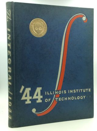 1944 ILLINOIS INSTITUTE OF TECHNOLOGY YEARBOOK. Illinois Institute of Technology